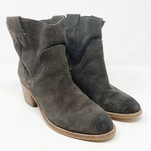 Dolce Vita | Suede Slouchy Booties